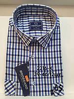 Рубашка 100 % коттон с коротким рукавом - 2216