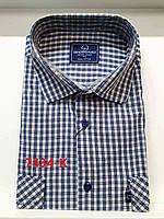 Рубашка 100 % коттон с коротким рукавом - 7434