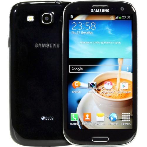 Samsung Galaxy S3 Duos I9300i 1/16GB Black Grade C Б/У