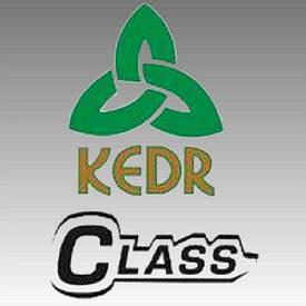 KEDR-CLASS 256 Засувка механізм AB