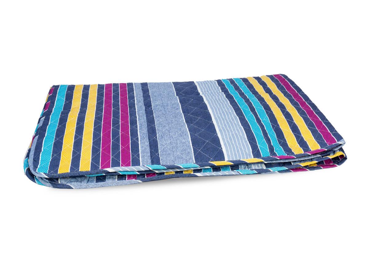 Одеяло-Покрывало полиэстер {П-796} 200х220 цветной