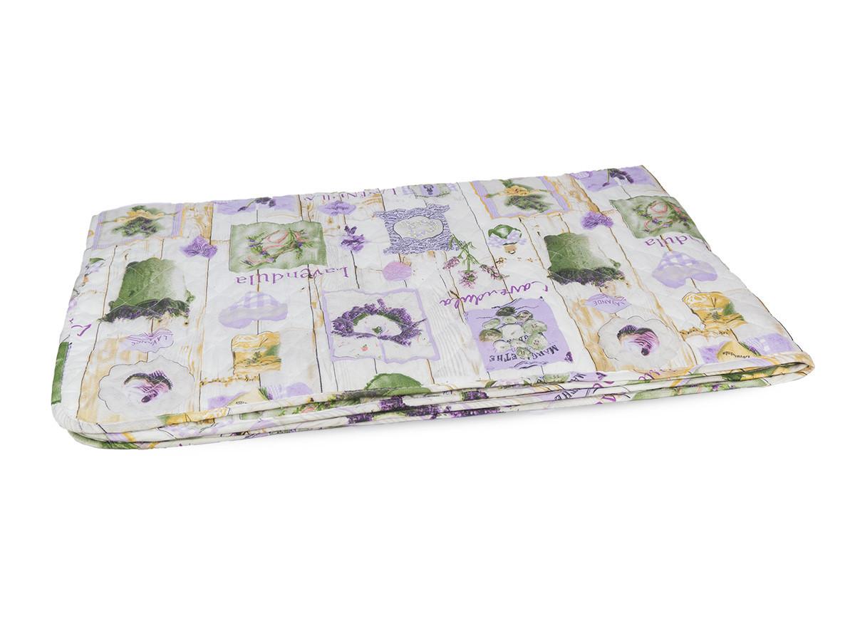 Одеяло-Покрывало полиэстер {П-809} 200х220 цветной
