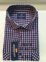 Рубашка 100 % коттон с коротким рукавом - 7437