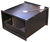 Прямоугольный канальный вентилятор для прямоугольных каналов ВКП 800x500 R6E500