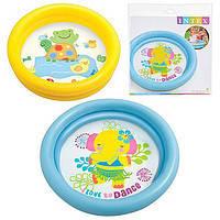 Детский надувной бассейн для малыша в возрасте от 1 до 2 лет