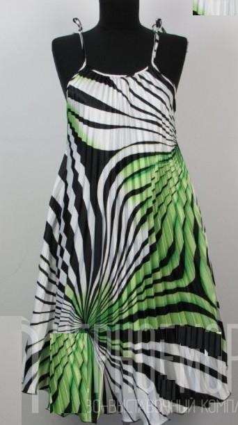 Очень нежное платье разлетайка, плиссированная шелковая туника,