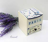 Маленькая шкатулка «Paris»