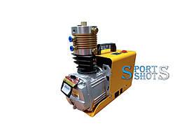 Электрический компрессор высокого давления (300 атм.)