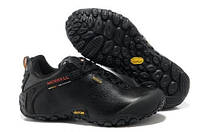 """Ботинки Merrell Continuum """"Blаck Red Yellow"""" - """"Черные Красные Желтые"""" (Копия ААА+)"""