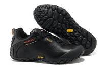 """Ботинки Merrell Continuum """"Blаck Red Yellow"""" - """"Черные Красные Желтые"""""""