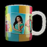 Кружка чашка Glee