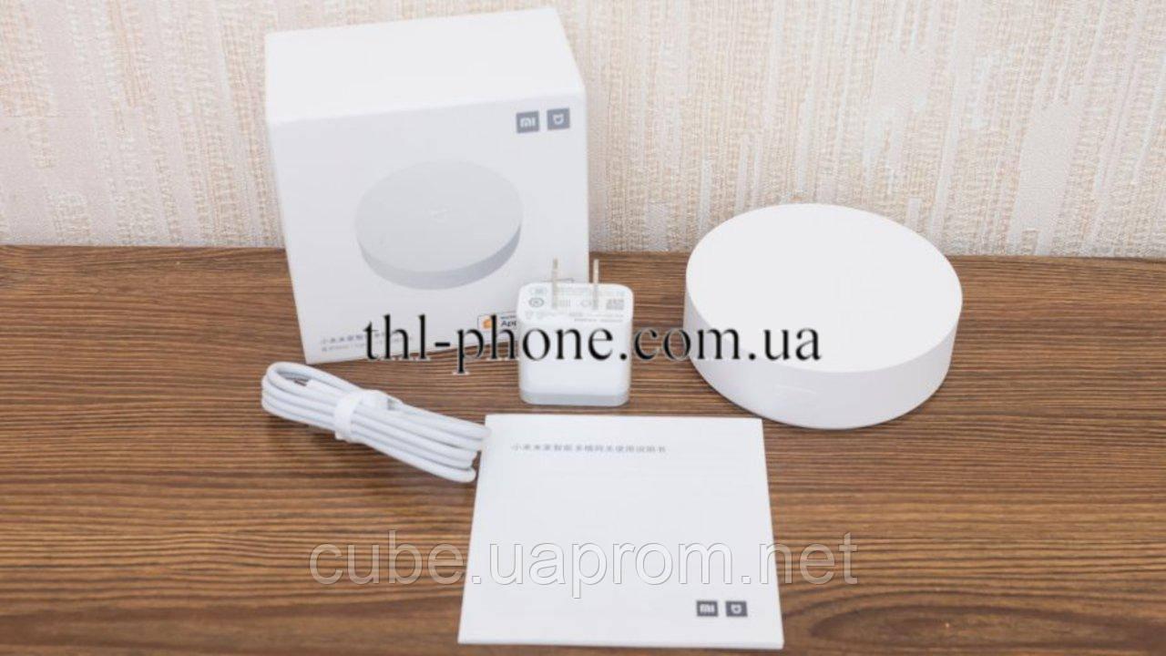 Xiaomi Gateway 3 з Bluetooth, Zigbee 3.0 шлюз розумний будинок ZNDMWG03LM IOS Apple