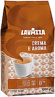 Кофе Lavazza Crema e Aroma (кофе Лавацца Крема Арома) в зернах 1 кг