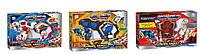 Трансформер 536-1 (36шт/2) 3 моделі: 2-тварини, 1-магічний куб, в кор. 30*8*23см