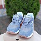 Женские кроссовки в стиле New Balance 574 серые, фото 3