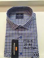 Рубашка 100 % коттон с коротким рукавом - 7726