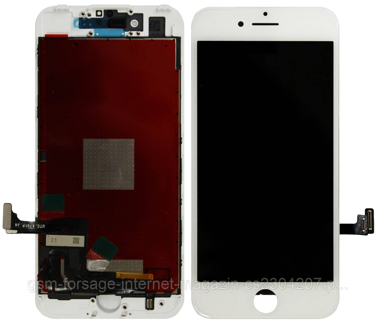 """Дисплей iPhone 7 (4.7"""") White Copy"""
