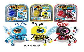Игровой набор 6501 (108шт/2) собери насекомое,3 вида,на блистере 21,4*4,2*25,3см