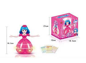Муз.игрушка 1538 (36шт)батар, муз, свет,наклейки,выс.изд.18,5см,в кор. 21*12*18,5см