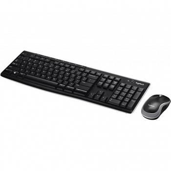 Logitech MK270 Wireless Keyboard Mouse Combo (K270 + M185) Grade C Б/У