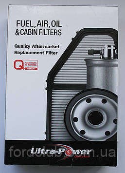 Фильтр воздушный Ford  Transit Connect USA; Ultra Power (для 1.6; 2,5)