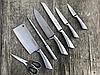 Набор кухонных ножей Royalty Linе KSS600 Швейцария, фото 3