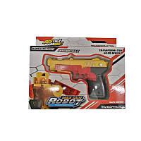 Трансформер Max Gun Robot TT9918-3(324шт/3)на планш.