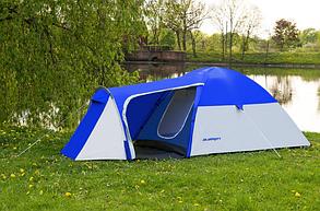 Палатка туристическая Presto Monsun 4 Pro клеенные швы, 3500 мм, фото 3