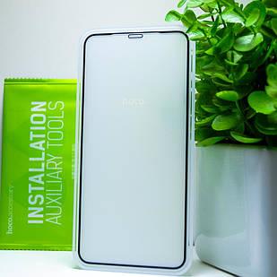 Защитное стекло IPhone Xs Max HOCO BlueRay