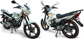 Мотоцикл SPARK SP200R-25I: версия 2021 года