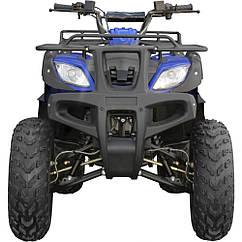 Квадроцикл Spark SP150-4 (цвет черный, синий, камуфляж) бесплатная доставка домой!!!