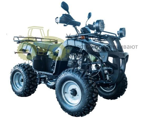 Квадроцикл Spark SP250-4 (цвет черный, синий, камуфляж)