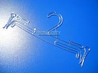 Вешалка для белья   Расческа прозрачная  (уп.10 шт) цена за шт.Польша