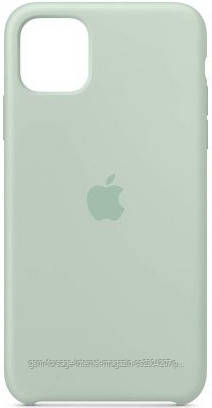 Чехол (Silicone Case) для iPhone 11 Original Beryl