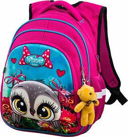 Рюкзак школьный для девочек Winner One R2-161