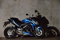 Suzuki GSX-S1000 2015 - достойный конкурент среди стритфайтеров современного времени