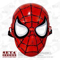"""Маска """"Человек-паук"""" Spider-Man карнавальная"""