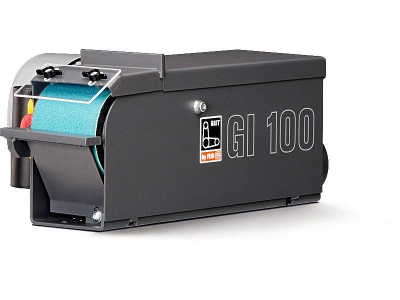 Станок ленточно-шлифовальный, 100 мм GRIT GI 100