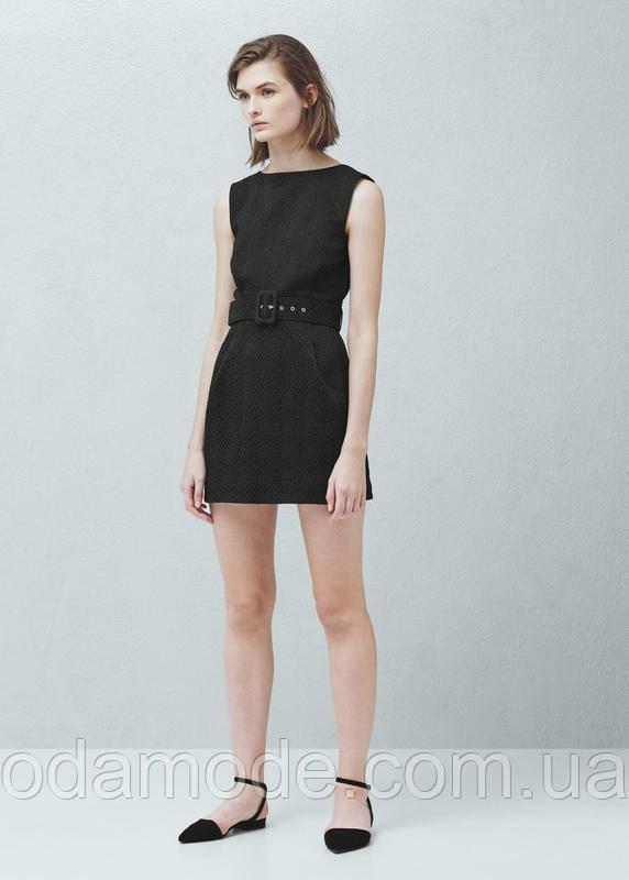 Сукня жіноча mango чорне