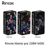 Rincoe Manto Pro Box Mod на 228 Вт, електронна сигарета, фото 4