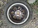 Диски Mitsubishi  оригинал R15  ET46 4x114.3, 4Диска, 1 Дефектный 00311 Диски и резина, фото 7