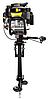 Лодочный мотор Grünwelt GW-200FD +БЕСПЛАТНАЯ ДОСТАВКА! (бензин, 6,5 л.с.), фото 4