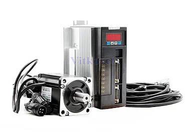 Электроприводы переменного тока (серводрайверы, серводвигатели)