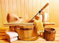 Аксесуари, які потрібні для облаштування лазні та сауни