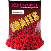 Бойлы Richworth Euro Boilies Esterberry 15mm 1kg (фруктовый зефир)