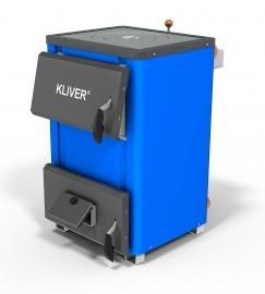 Твердотопливный котел KLIVER 14П с плитой