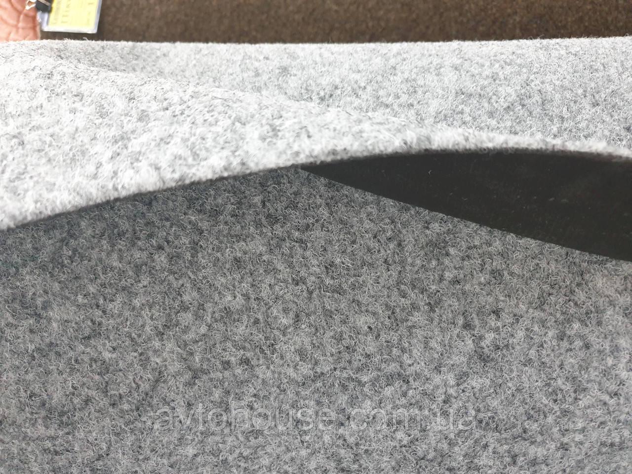 Ковролин автомобильный (серый)