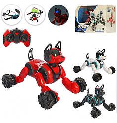 Робот-Собака на радіокеруванні (управління з браслета і пульта) 666-800A