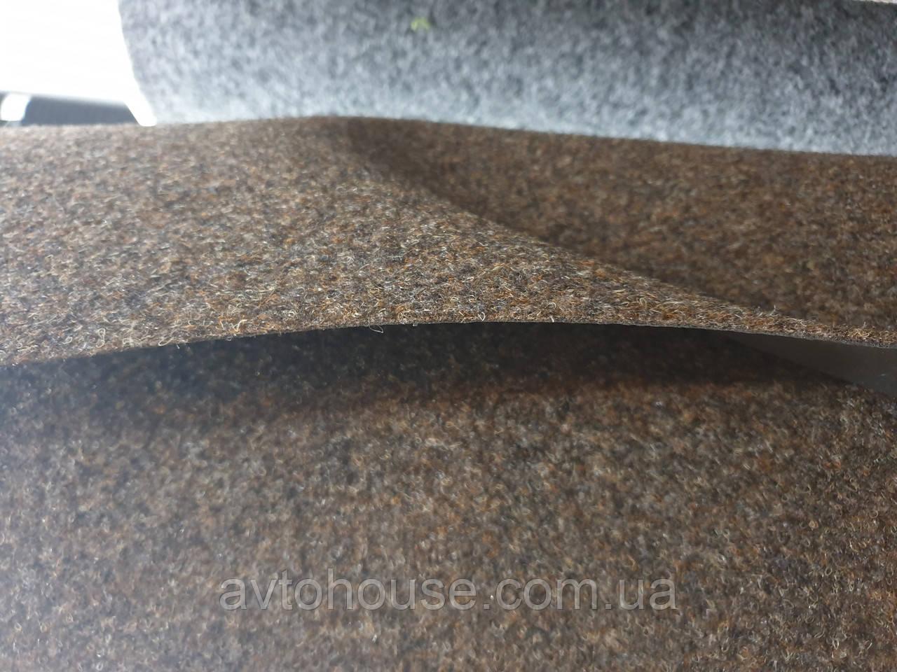 Ковролин автомобильный (коричневый)