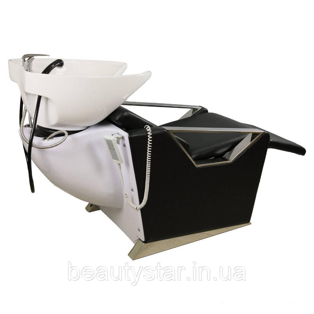 Парикмахерская мойка с 2-мя электро моторами E006 Регулируемая мойка электрическая в салон красоты